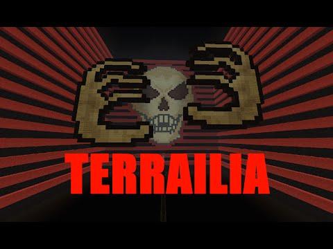 Terrailia - A Minecraft Rollercoaster