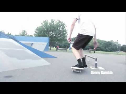 Donny Gamble at Cheshire Skate Park CT: Shred Media Productions