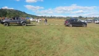 Toyota Hilux VS Audi Q7