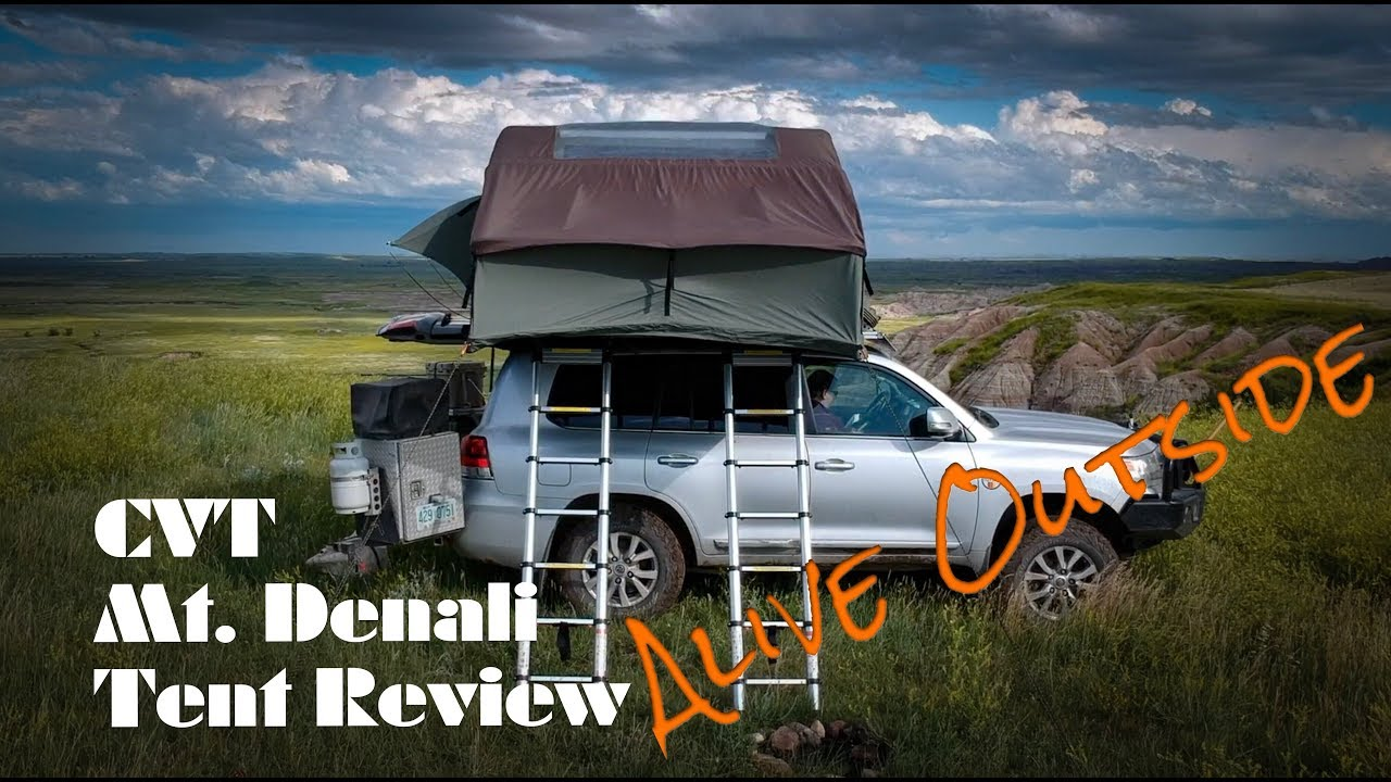 Cvt Mt Denali Tent Review Youtube