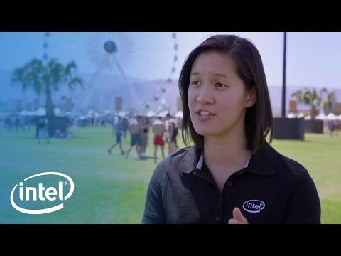 Coachella Shooting Star Drones   Intel