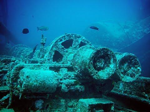 Most AMAZING Underwater Finds