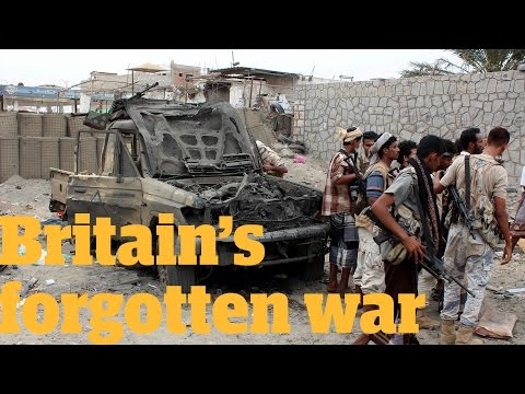 Yemen: Britain's forgotten conflict | Owen Jones in Djibouti