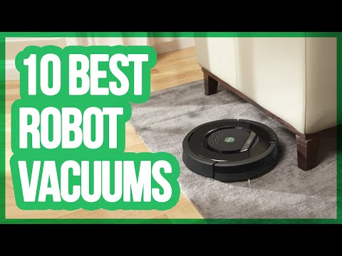 10 Best Robot Vacuums 2017: If You Want To Choose The Best Robot Vacuum Available In 2017 Do Not Hesitate To Watch This Video! The TOP 10 Robotic Vacuum Cleaners: ____________________________ # 1 iRobot Roomba 980 http://amzn.to/2cbnd2p ____________________________ # 2 Dyson 360 Eye http://amzn.to/2BxWeX6 ____________________________ # 3 iRobot Roomba 880 http://amzn.to/2lXg8lM ____________________________ # 4 Hoover BH71000 http://amzn.to/2cOVhRW ____________________________ # 5 Neato Botvac D80 http://amzn.to/2chHmA3 ____________________________ # 6 iRobot Roomba 650 http://amzn.to/2cblEkW ____________________________ # 7 Anker RoboVac 10 http://amzn.to/2cnCH14 ____________________________ # 8 bObi Pet http://amzn.to/2mdX17S ____________________________ # 9 LG Hom-Bot http://amzn.to/2cgzrBO ____________________________ # 10 ECOVACS Deebot N78 http://amzn.to/2cNJpvw ____________________________
