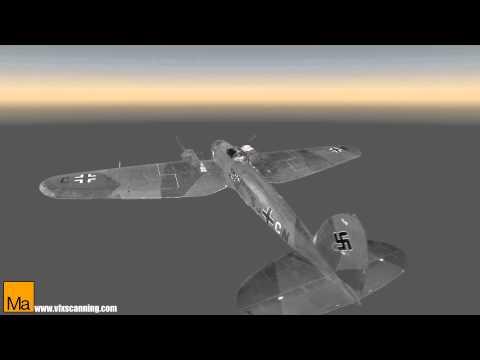Airfix LIDAR Scanning