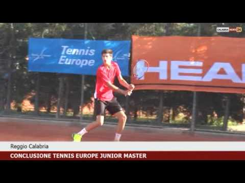 CONCLUSIONE TENNIS EUROPE JUNIOR MASTER