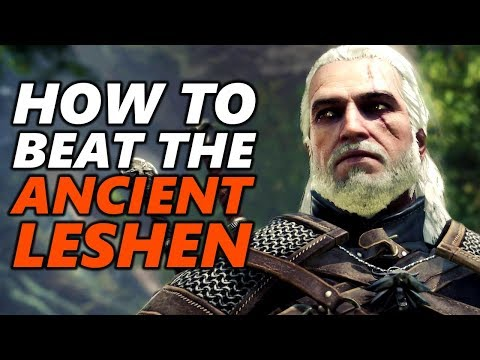 HOW TO BEAT the ANCIENT LESCHEN in Monster Hunter World -GUIDE, TIPS & BUILDS thumbnail