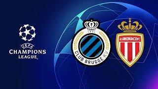 Club Brugge vs AS Monaco - UEFA Champions League - FIFA 19