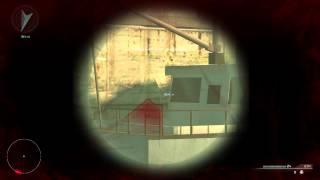 Sniper: The Manhunter - Part 8, Slippery When Wet