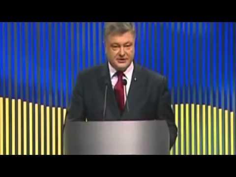 Порошенко забыл как будет на украинском «кошелёк»