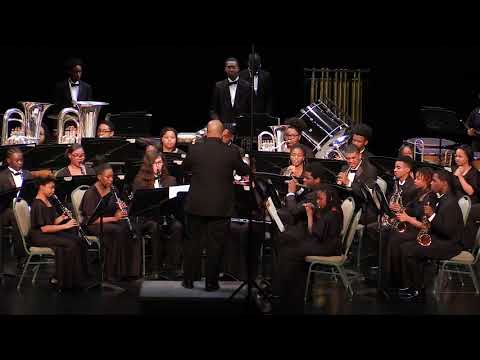 EE Smith HS Symphonic Band - Solar Eclipse - Bruce Tippette