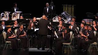 2018 EE Smith HS Symphonic Band - Solar Eclipse - Bruce Tippette