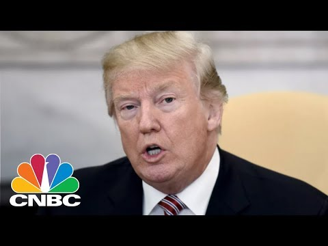 LIVE: President Donald Trump Addresses The Opioid Crisis - Monday March 19, 2018 | CNBC