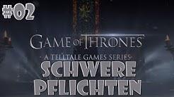SCHWERE PFLICHTEN | GAME OF THRONES: A TELLTALE GAMES SERIES