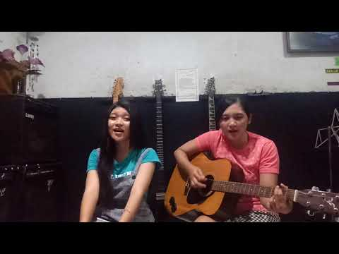 Asal Kau Bahagia (cover) with Widia OK