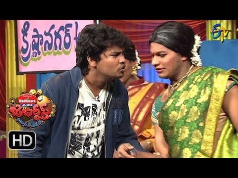 Avinash Karthik Performance | Jabardasth |  25th January 2018   | ETV Telugu