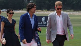 Meghan Markle, de sortie avec le prince Harry : une nouvelle posture qui en dit long