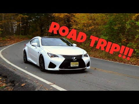 2018 Lexus RC F - Misunderstood Excellence