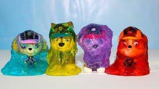Щенячий патруль Mission Paw новые игрушки для детей Мультики для малышей Учим цвета Мультфильмы