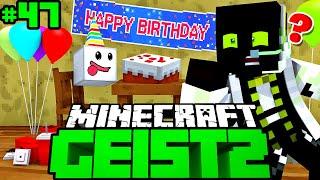 DER GEIST IST WIEDER DA?! - Minecraft Geist 2 #47 [Deutsch/HD]