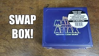Match Attax 2016/17 SWAP BOX OPENING!