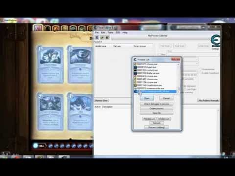 Hearthstone - hack arcane dust with cheat engine! NEW!