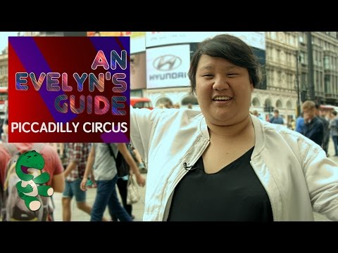 Piccadilly Circus - A Swedish Guide To London