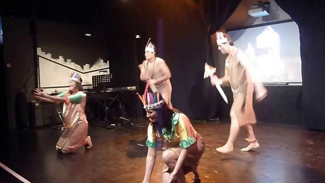 Alegría de la Selva (baile peruano), Perú Danza París