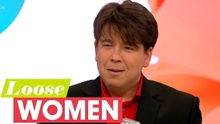 Michael McIntyre Isn't Impressed With His Loose Women Gift | Loose Women