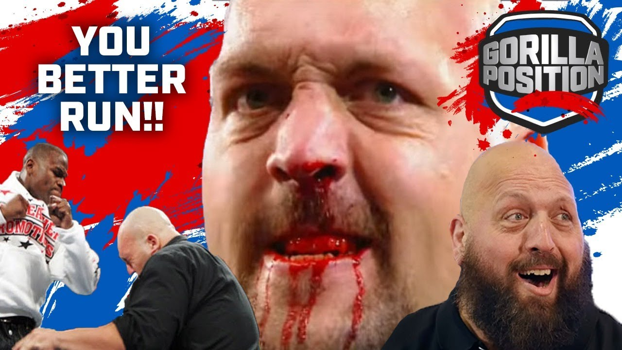 Big Show: THAT Mayweather punch, Hilarious Shane McMahon story, Jericho pissed & garbage wrestling!