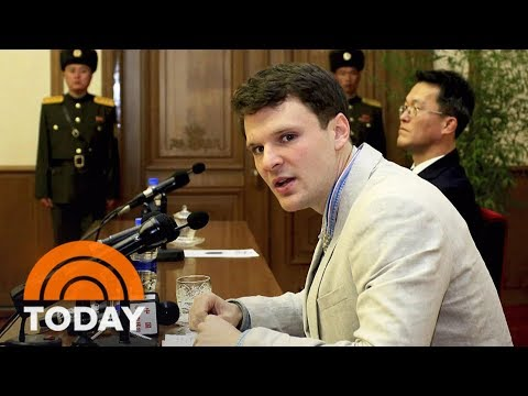 President Donald Trump Says After North Korea Summit 'Otto Warmbier Did Not Die In Vain' | TODAY