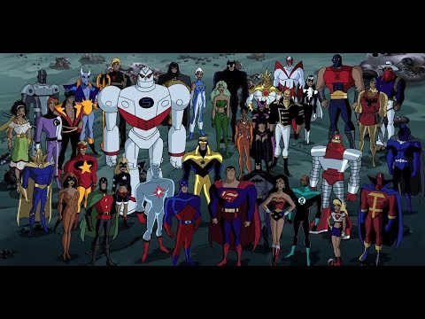Action Cartoons DC/Marvel Cartoon Network Comics 1000K sub