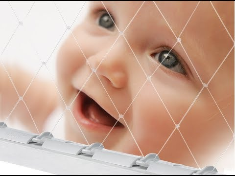 Safety Nets for Kids Installation Video - KIDPRO