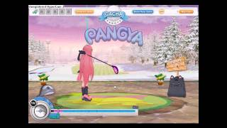 PangYa Ntreev - 2 Gachas Try