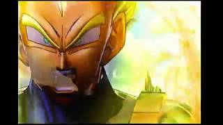 DragonBall Raging Blast 2 intro