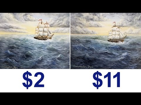 How Much to Spend on Painting Supplies as a Beginner Artist - The Truth on Expensive Supplies