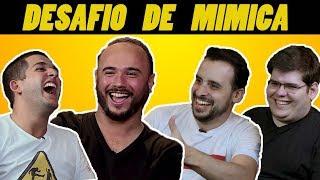 Baixar DESAFIO DA MÍMICA COM MARCOS CASTRO E ED GAMA
