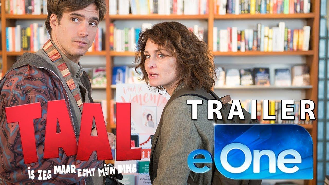 TAAL IS ZEG MAAR ECHT MIJN DING | Officiële trailer