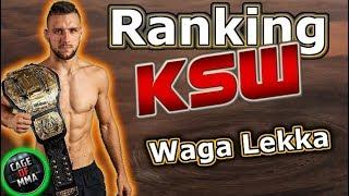 KSW Ranking - Waga Lekka