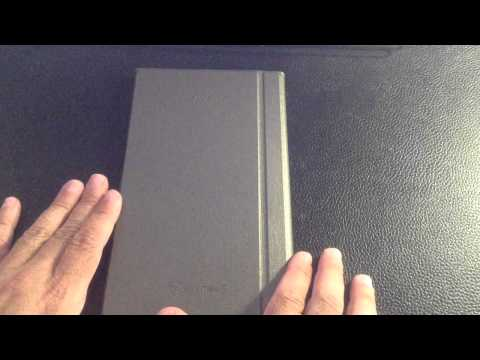 Review: Samsung Galaxy Tab S 8.4 Book Cover