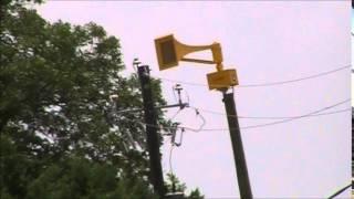Upson County Siren #13 Federal Signal Thunderbolt 1000A