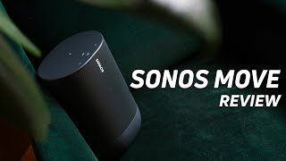 Sonos Move review: Bring your Sonos with you