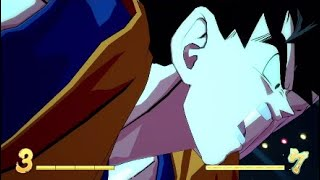 (Almost) ALL ZCHANGE SPIRIT BOMB ROUTES - Dragonball Fighterz v1.15