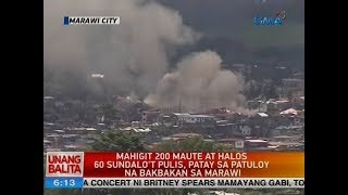 Unang Balita is the news segment of GMA Network's daily morning pro...