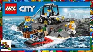 LEGO instructions - Prison Island - 60127 - Prison Island Starter Set