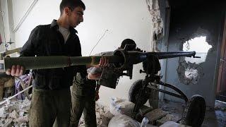 اشتباكات عنيفة بين الثوار وقوات النظام بمحيط حي جوبر - أخبار الآن