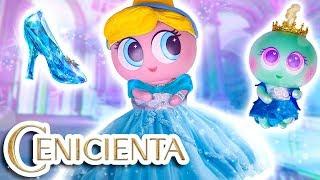 CENICIENTA versión KSI MERITOS Distroller: El Gran Baile con el Príncipe - Juguetes Fantásticos