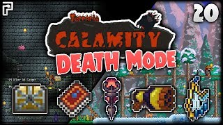 Lord Of The Bees VS The Dungeon! | Terraria Calamity Mod Death Mode Let's Play [Episode 20]