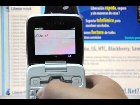 Liberar Alcatel Gloss OT-808, desbloquear Alcatel OT-808 de Vodafone - Movical.Net