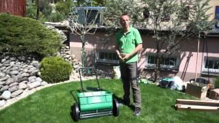 Rekonstrukce trávniku - kdy, jak, proč a čím?